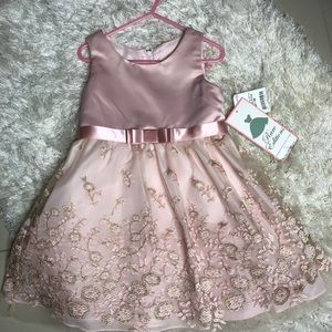 Other - Girls formal dress 4T